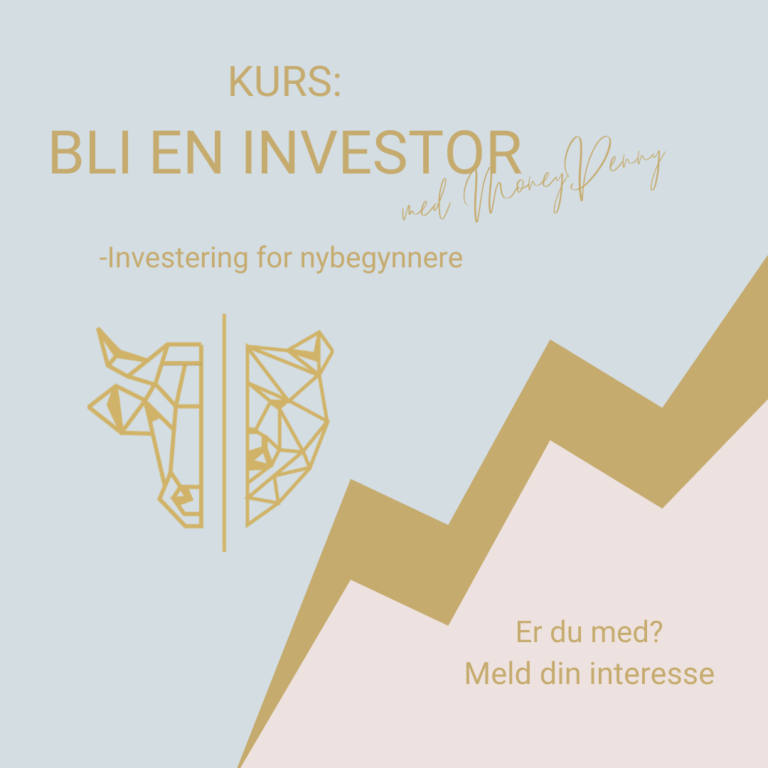 Bli en investor